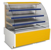 Кондитерская холодильная витрина JAMAJKA 0.6 (W) OPEN (открытая спереди) , фото 1