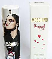 Женская туалетная вода Moschino Funny edt 50 ml - Travel Tube