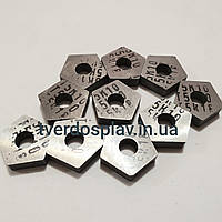 Пластина 10113-110408 Т5К10 (PNUA110408)твердосплавная сменная пятигранная