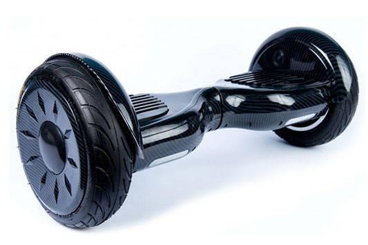 Гироскутер  Smart Balance 10.5 дюйм Wheel Карбон черный, фото 2
