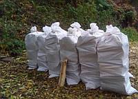 Дрова колотые, твёрдых пород (дуб, ясень) метровки и мешках, фото 1