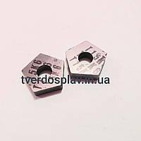 Пластина твердосплавная сменная пятигранная 10113-110408 Т15К6 (PNUA110408)