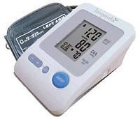 Электронный автоматический тонометр LONGEVITA BP-1303 измеритель давления на запястье и плечо полуавтоматический