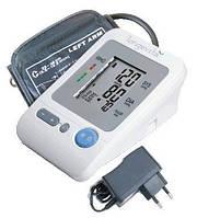 Электронный автоматический тонометр LONGEVITA BP-1304 измеритель давления на запястье и плечо полуавтоматический