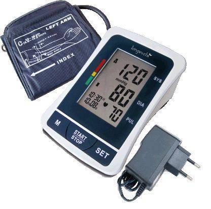 Тонометр, измеритель давления LONGEVITA BP-1305, фото 2