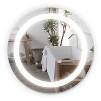 Зеркало для ванной с подсветкой круглое Potato P780 600х600 мм