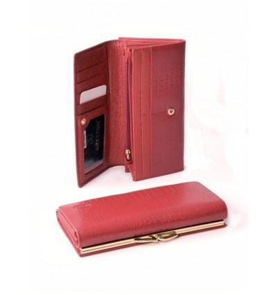 Красный кошелек для женщин Bretton