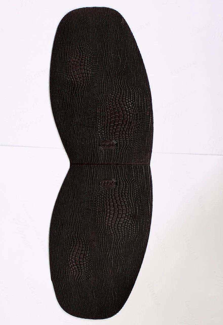 """Формована підошва """"Reptile"""" колір коричневий товщина 1,5 mm"""