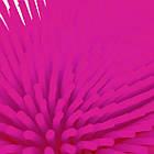 Супер Щетка Душ-Массаж для Тела Силиконовая Фиолетовая, Губки и Мочалки Банные, фото 9