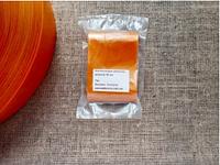 Коллагеновая оболочка 50 мм. Цвет - луковый 5м
