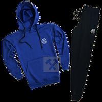 Трикотажный костюм Anti Social Social Club (Анти Социал Клаб) синий с черным
