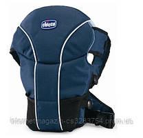 Ерго рюкзак-кенгуру Chicco GO BABY Синій (878516397)