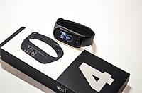 Фитнес-браслет шагомер M4 | Аналог Xiaomi Mi Band 4
