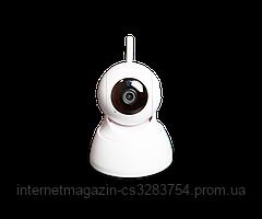 IP-камера YQVICI Q10 с датчиком движения и ночной съемкой Белый (hubber-69)