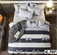 Двухспальное постельное белье Бязь (ИГ-0065)