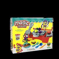 Игровой набор Magic Dough Tasty Food мягкое тесто пластилин Разноцветный (hubber-235)