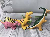 Резиновые динозавры 777-5А