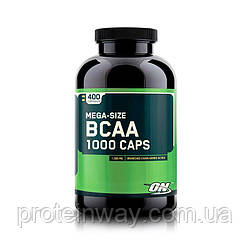 Optimum Nutrition BCAA 1000 400 капс