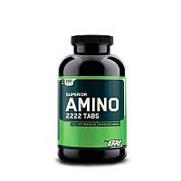Optimum Nutrition Аминокислоты Superior Amino 2222 160 таб