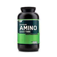 Optimum Nutrition Аминокислоты Superior Amino 2222 320 таб