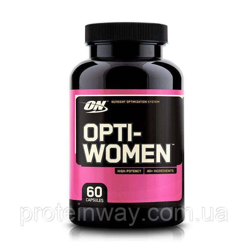 Optimum Nutrition Витамины Opti-Women 60 капс