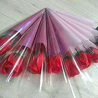 Роза из мыла подарок для любимых женщин