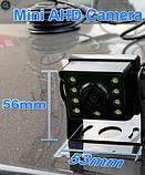 Автомобильная система видеонаблюдения PRO 520 видеорегистратор для грузовика, автобуса 12-24V парковка, фото 3