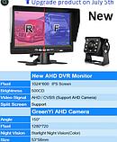 Автомобильная система видеонаблюдения PRO 520 видеорегистратор для грузовика, автобуса 12-24V парковка, фото 2
