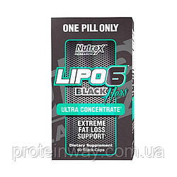 Nutrex Жиросжигатель Lipo 6 Black Hers Ultra Concentrated 60 капс