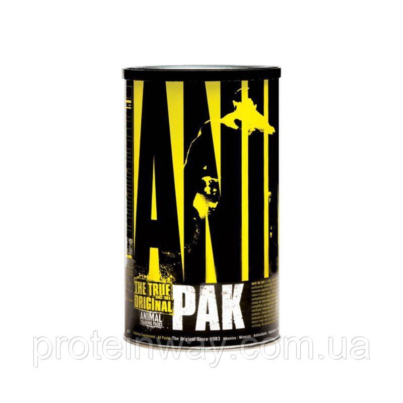 Universal Nutrition Витамины и Минералы Animal Pak 44 пака