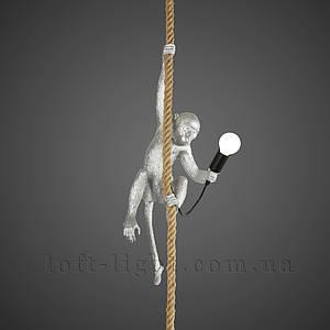 Люстра подвес обезьяна  909-VXL8051-1 SL
