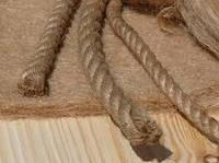 Джутовый канат тросовой свивки д.6 мм