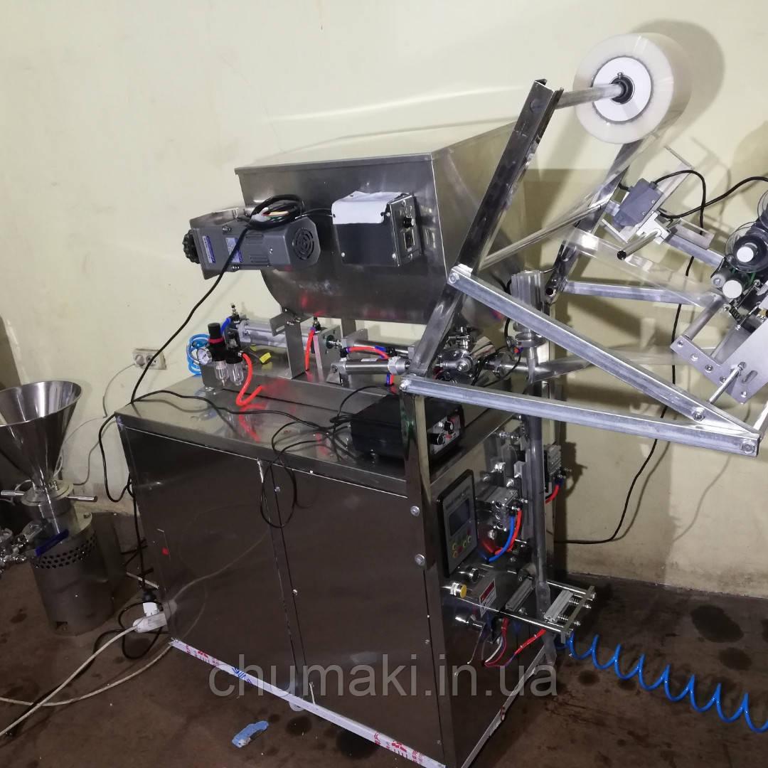 Фасовочного-Упаковочная машина для жидкостей WP-3.1TM