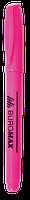 Текст-маркер, JOBMAX, круглый,розовый