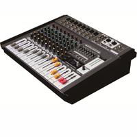 Микшер с усилителем BIG POWERMIX1500-MP3/FX/EQ