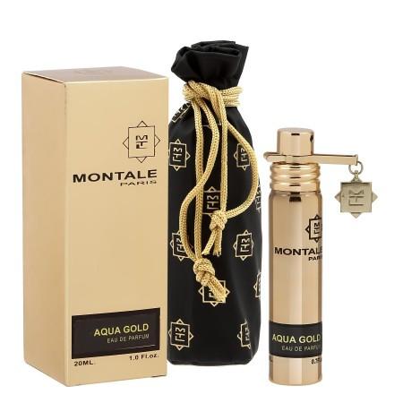 Унисекс мини парфюм MONTALE Aqua Gold, 20 мл