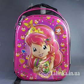 Рюкзак школьный ортопедический Лесная принцесса 621-3
