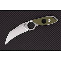 Нож нескладной SAN REN MU KNIVES «минимум размера, максимум клинка», фото 1