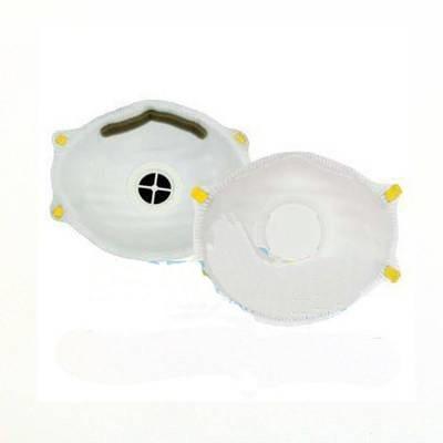 Респиратор с клапаном Nitras 4110 FFP1