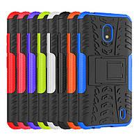 PC + TPU чехол Armor для Nokia 2.2 (8 кольорів), фото 1