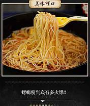 Рисовая лапша быстрого приготовления 100г с речными улитками   Chen Chun, фото 3