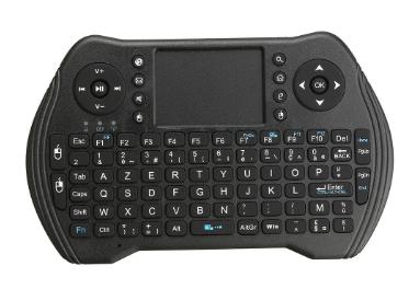 Беспроводная мини-клавиатура c тачпадом Mini Keyboard T10