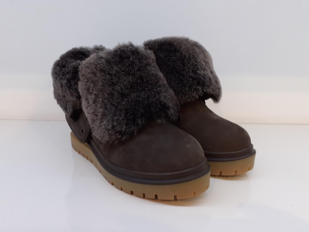 Ботинки Etor 3775-205-1516 36 мокко