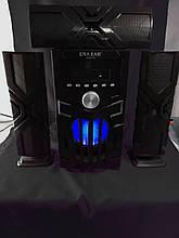 Акустическая система E-23 (Колонки 3.1. Акустика для телевизора, ноутбука или телефона. 60Вт. USB.)
