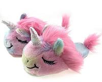 Тапочки Радужный Единорог для кигуруми. Размеры XS, S, M, L, XL (90-145 см)