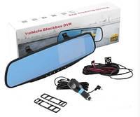 Зеркало с видеорегистратором 4.3'' 32GB  + камера заднего вида FullHD Blackbox DVR L9002