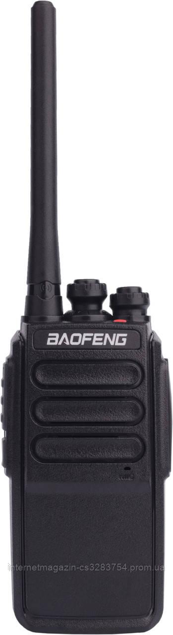 Цифровая рация DMR Baofeng DM-V1 2 Ватт 2000 мАч Black