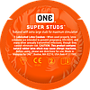 Презервативы ONE Super Studs (точечные)