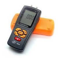 Дифференциальный микроманометр USB BENETECH GM510