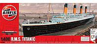 """Подарочный набор cборная модель Airfix (1:400) Пассажирский лайнер """"Титаник"""""""
